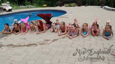 Kids Mermaid Parties - Children's Party Entertainment - Teen Party Entertainers