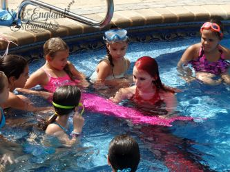 Learn To Be A Real Mermaid Lessons Mermaid School