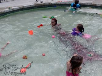 Mermaid Entertainment for Birthday Parties - MA, NH, VT, RI, ME, CT