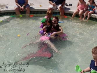 Mermaid Group Hugs! Mermaids for Events and Parties - Mermaid Birthday Party Ideas