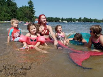 Mermaid Princess Parties Massachusetts