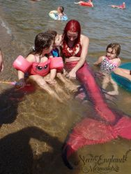 Mermaid Princess Parties Vermont