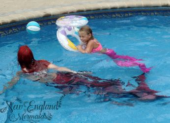 Mermaid School Lessons Learn to be a REAL Mermaid Massachusetts