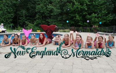 New England Mermaids Website Banner