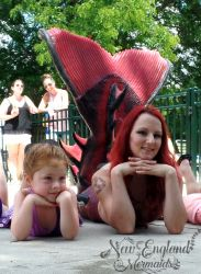 Providence, Rhode Island Mermaid Performer Mermaid Sasha