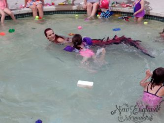 Real Mermaid For Kids Parties Massachusetts