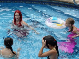 Real Swimming Mermaid Found! Massachusetts Mermaids for Hire